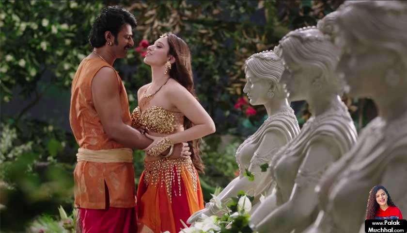 Bahubali:Beginning 2015, Panchhi Bole song
