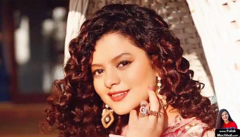 Palak Muchhal, new song collaboration